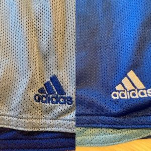 ❄️Men's Adidas REVERSIBLE Shorts